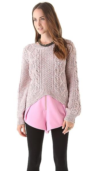 Twenty8Twelve Brix Chunky Knit Sweater