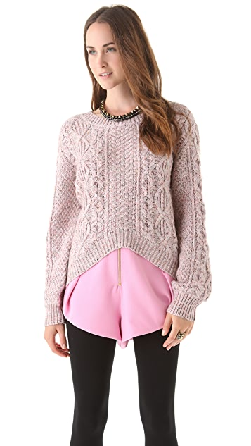 Twenty8Twelve Brix Chunky Knit Sweater
