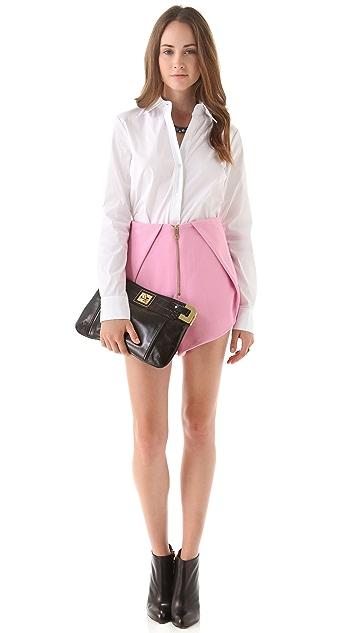 Twenty8Twelve Felicity Boucle Shorts