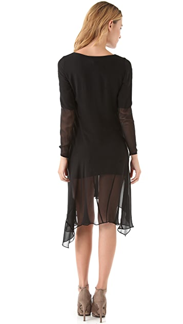 Twenty8Twelve Lizabette Asymmetrical Dress