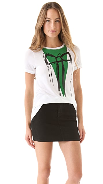 Twenty8Twelve Hutton Bow Tee
