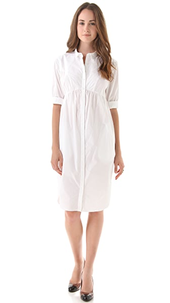 Twenty8Twelve Poplin Shirtdress
