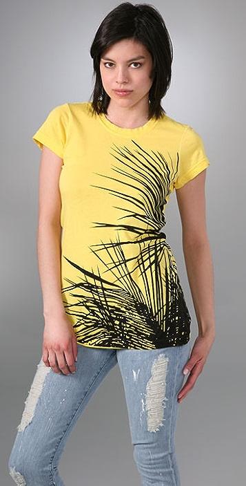 291 Palm Tree Crew T-Shirt