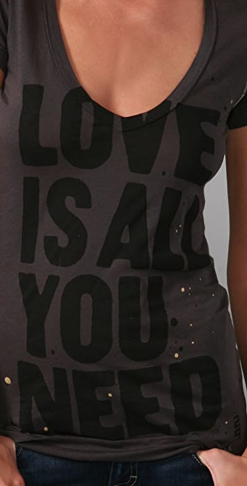 291 Love Is All You Need Short Sleeve Tee