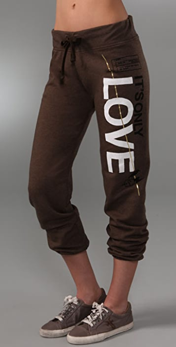 291 It's Only Love Baggy Pants