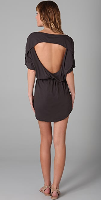 291 Open Back Dress