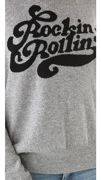 291 Rockin' n Rollin' Cashmere Pullover