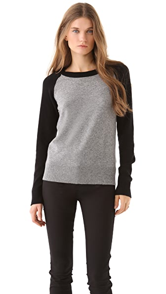 291 Baseball Cashmere Sweater