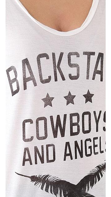 291 Cowboys & Angels Tee