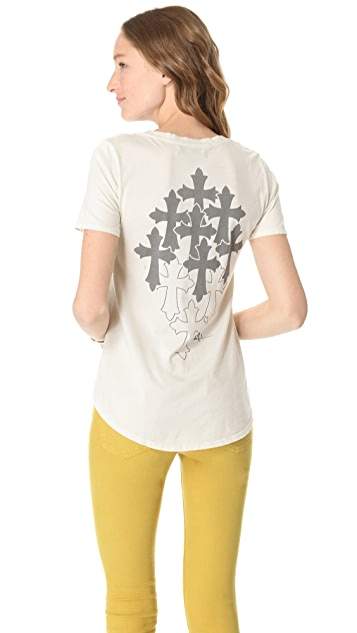 291 Crosses Boyfriend Tee