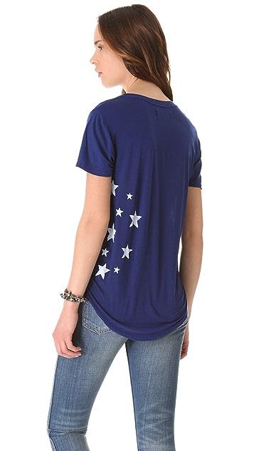 291 Side Stars Tee