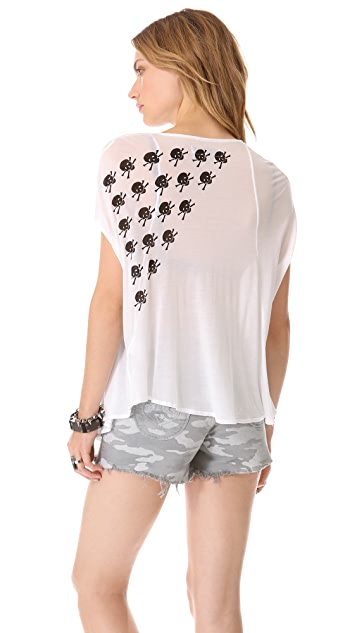 291 Kiss Me Deadly Short Sleeve Tee