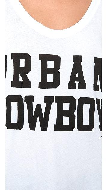 291 Urban Cowboy Short Sleeve Tee