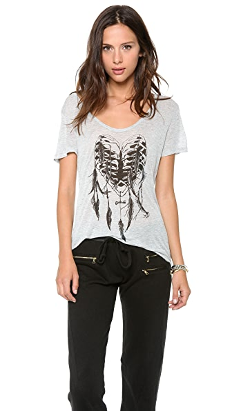 291 Heart of Bone Short Sleeve Tee