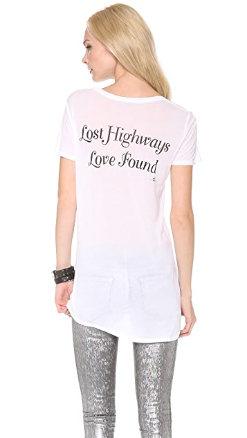 291 Lost Highways Tee