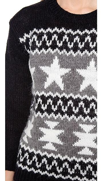 291 Star Pullover