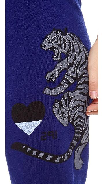 291 Tiger Slim Track Pants