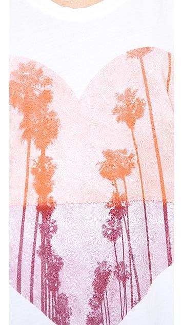 291 Heart of Palms Tee