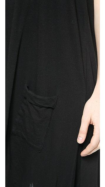 291 Curved Hem Dress