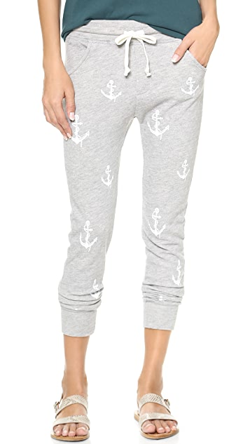 291 Anchors Relaxed Slouchy Sweatpants