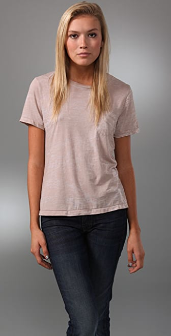 TEXTILE Elizabeth and James The Perfect Tee