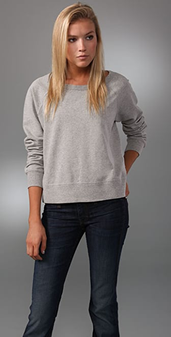 TEXTILE Elizabeth and James The Perfect Sweatshirt