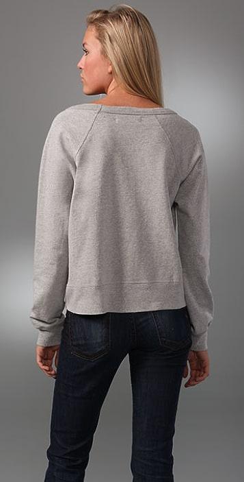 TEXTILE Elizabeth and James The Perfect Sweatshirt
