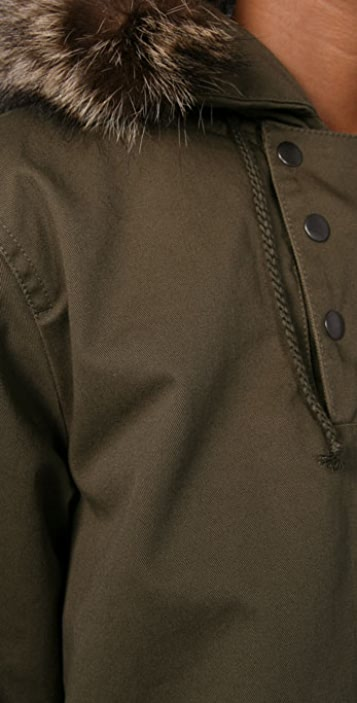 TEXTILE Elizabeth and James Gregory Pullover Jacket