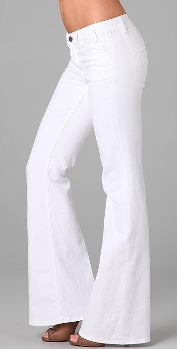 TEXTILE Elizabeth and James Diana Flare Jeans