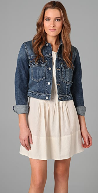 TEXTILE Elizabeth and James Sid Denim Jacket