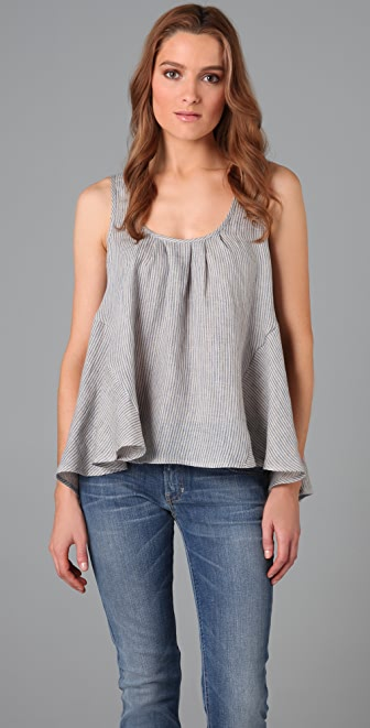 TEXTILE Elizabeth and James Odette Top