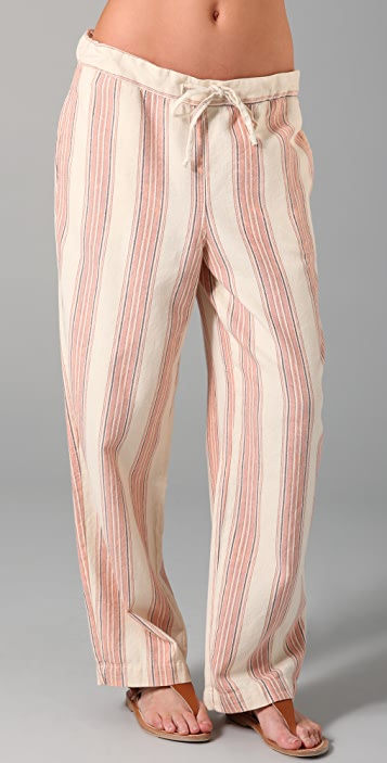 TEXTILE Elizabeth and James Pajama Pants