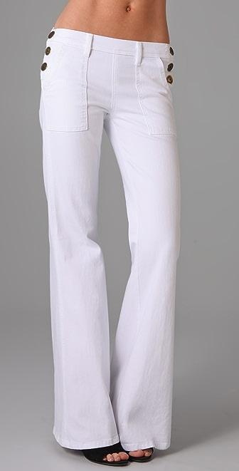 TEXTILE Elizabeth and James Bette Wide Leg Jeans