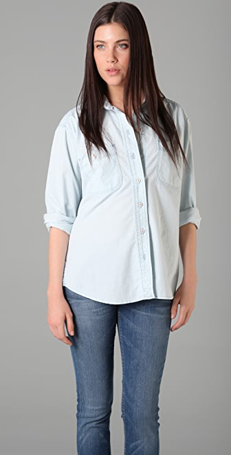 TEXTILE Elizabeth and James Bianca Shirt