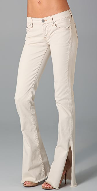 TEXTILE Elizabeth and James Stewart Flare Jeans
