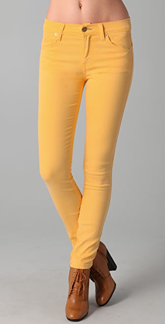 TEXTILE Elizabeth and James Lou Skinny Jeans