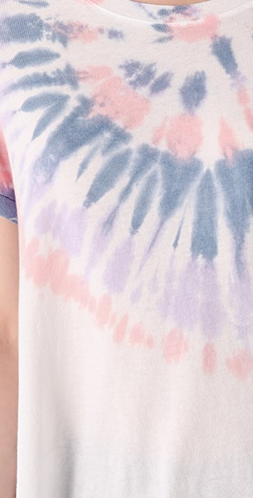 TEXTILE Elizabeth and James Tie Dye Fairfax Tee