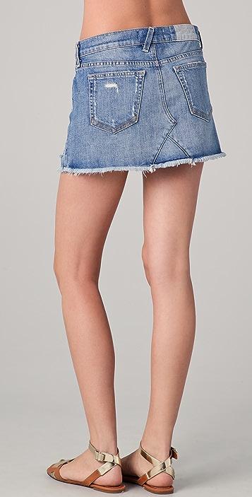 TEXTILE Elizabeth and James Davey Miniskirt