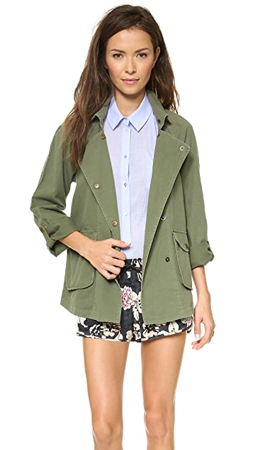 TEXTILE Elizabeth and James Kelsey Jacket