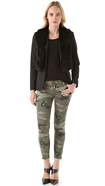 TEXTILE Elizabeth and James Cooper Camo Jeans
