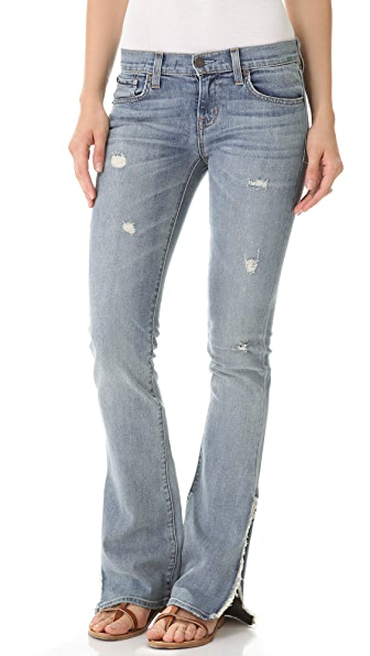 TEXTILE Elizabeth and James Stewart Boot Cut Jeans