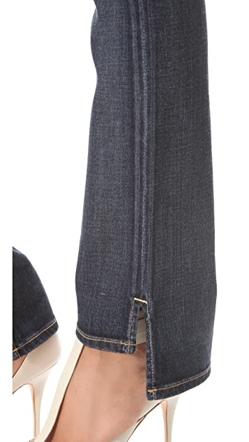 TEXTILE Elizabeth and James Taylor Seamed Boot Cut Jeans