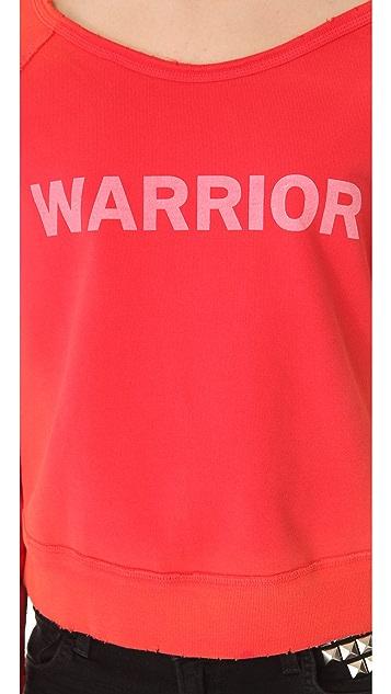 TEXTILE Elizabeth and James Warrior Sweatshirt