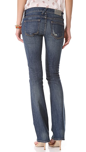 TEXTILE Elizabeth and James Tyler Jeans