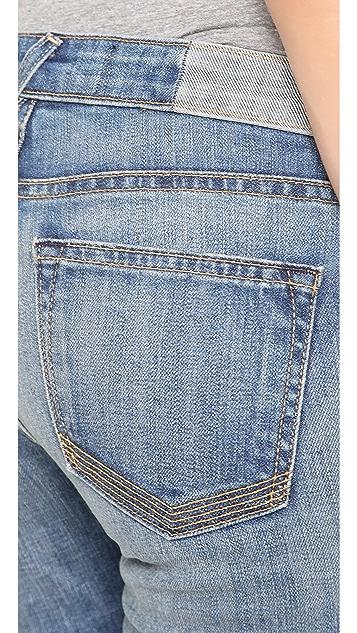 TEXTILE Elizabeth and James Kate Pencil Straight Leg Jeans