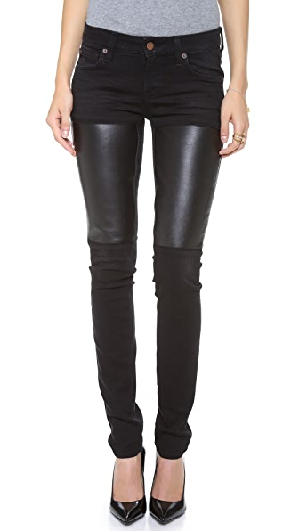 TEXTILE Elizabeth and James Jett Straight Leg Jeans