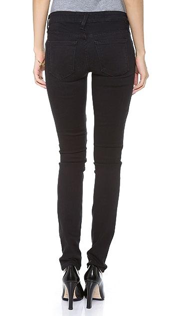 TEXTILE Elizabeth and James Jett Straight Leg Jeans