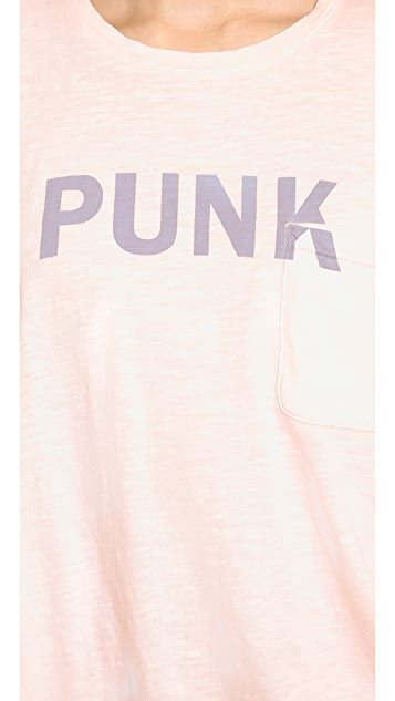 TEXTILE Elizabeth and James Punk Bowery Tee
