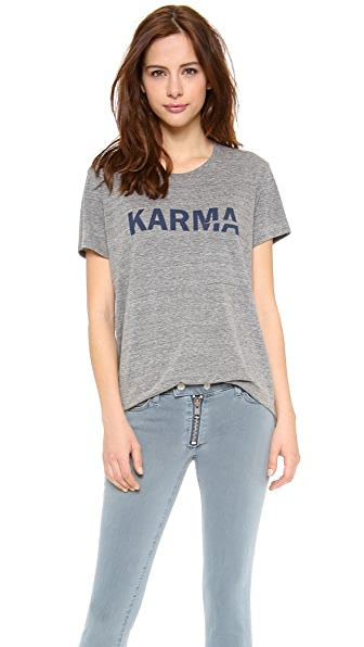 TEXTILE Elizabeth and James Karma Bowery Tee