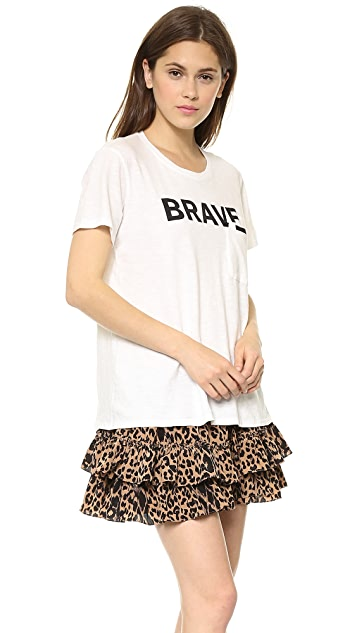 TEXTILE Elizabeth and James Brave Bowery Tee